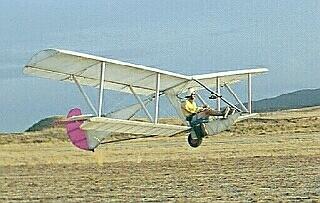 Basic Ultralight Glider